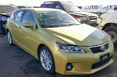 Lexus CT 1.8L 4 2011