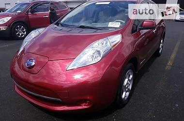 Nissan Leaf Electro 2015