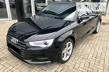 Audi A3 S3 quattro 2014
