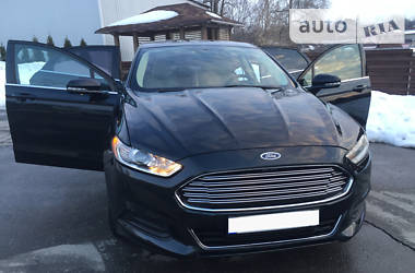 Ford Fusion Mondeo 2014