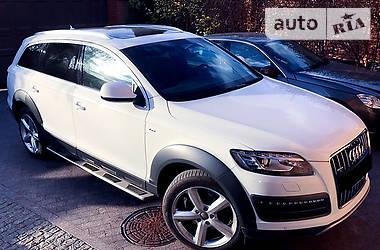 Audi Q7 S-line 2013