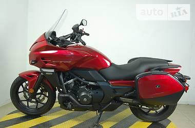 Honda CTX 700DE DCT 2014