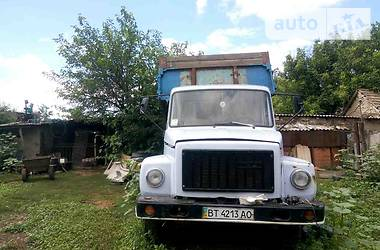 ГАЗ 3307 2002