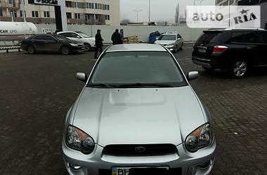 Subaru Impreza 4 WD 2004