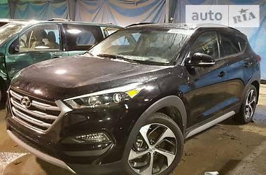 Hyundai Tucson 1.6L 4 2017