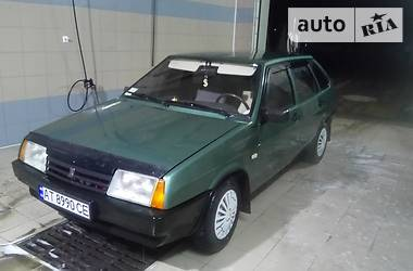 ВАЗ 21093 2007