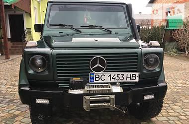 Mercedes-Benz G 300 3.0 TURBODIESEL 1996