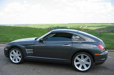 Chrysler Crossfire Roadster 2004