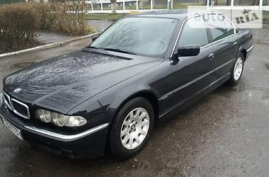 BMW 725 1999