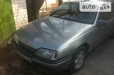 Opel Omega рестал 1987