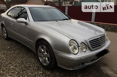 Mercedes-Benz CLK 200 Avantgarde 2001