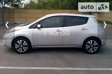 Nissan Leaf SL max BOSE 2013
