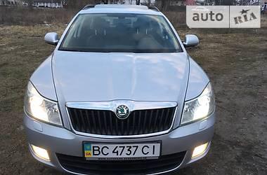 Skoda Octavia A5 Combi Elegance 2012