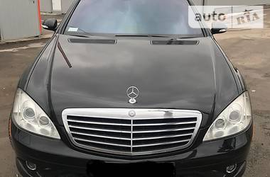 Mercedes-Benz S 550 long 2007