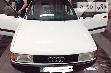 Audi 80 b3 1990