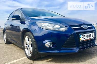Ford Focus Ideal 2012