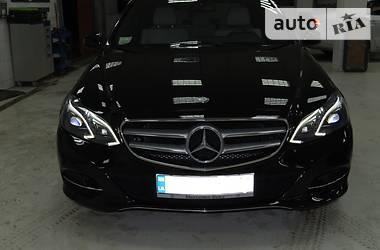 Mercedes-Benz 220 AVANGARD E 220 2013