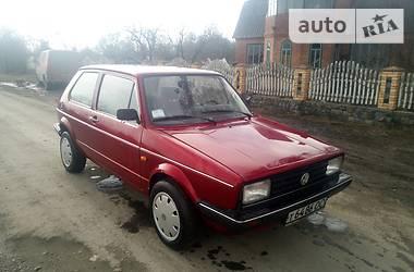 Volkswagen Golf I 1982