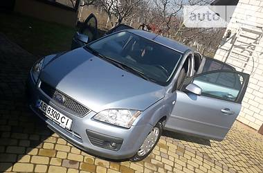 Ford Focus winner 1.6 AT 2007