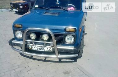 ВАЗ 2121 1984