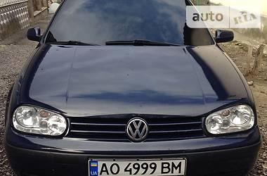 Volkswagen Golf IV 2003