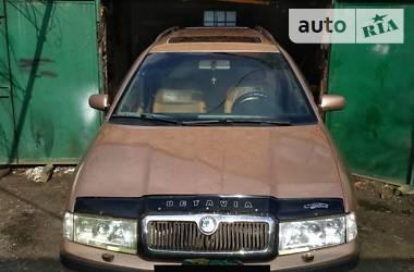 Skoda Octavia Tour Laurin &amp amp  amp 2002
