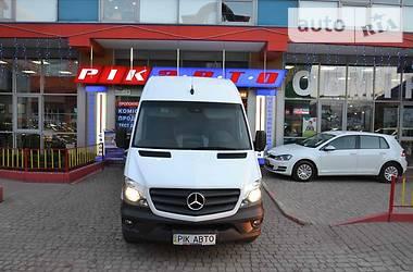 Mercedes-Benz Sprinter 316 груз. CDI 2016