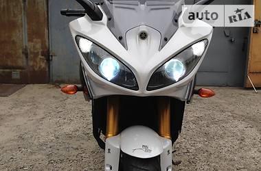Yamaha Fazer FZ8S 2012