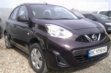 Nissan Micra K13 Restyling 2014