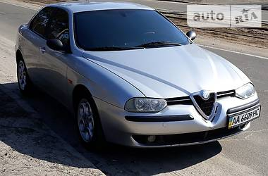 Alfa Romeo 156 Berlina 1998