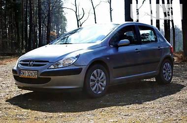 Peugeot 307 2.0 HDi 107KC 2002