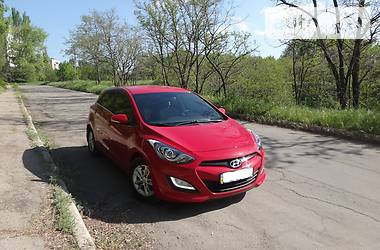 Hyundai i30 1.6 DOHC 2012