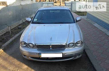 Jaguar X-Type 3.0i 2006