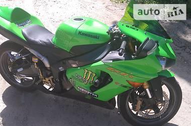 Kawasaki ZXR ZX6R 2005