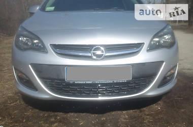 Opel Astra J SPORT TURER 96 KW 2013