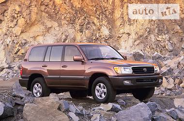 Toyota Land Cruiser 100 4.2 TDI VX 1998