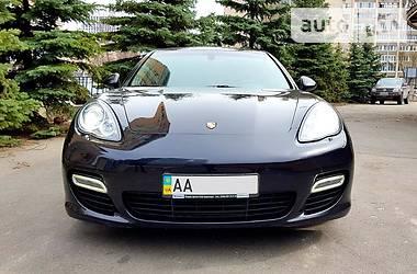 Porsche Panamera Diesel 2012