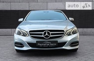 Mercedes-Benz E 220 2013