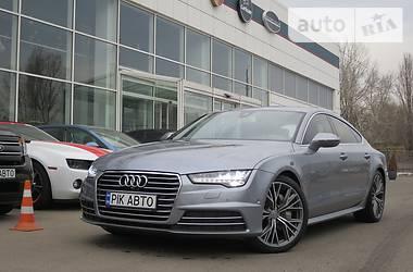 Audi A7 3.0 TFSI S-Line 2016