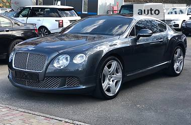 Bentley Continental Mulliner 2012