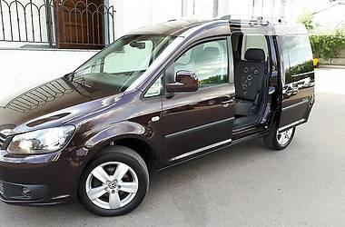 Volkswagen Caddy пасс. 1.6 i 2012