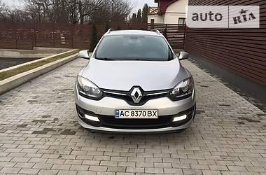 Renault Megane Megan III Lii ESTATE 2014