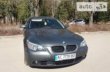 BMW 525 2.5 TDI 120 KW 2004