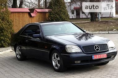 Mercedes-Benz S 500 CL 1998