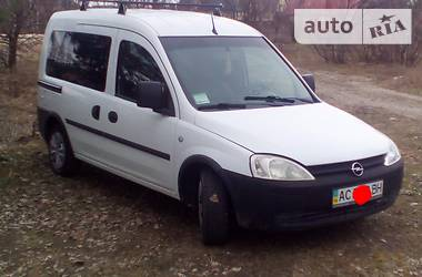 Opel Combo пасс. 2006