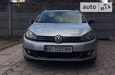 Volkswagen Golf VI Style 2011