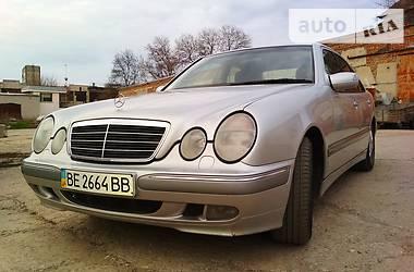 Mercedes-Benz 240 E240 2000