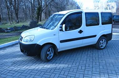 Fiat Doblo пасс. 2008