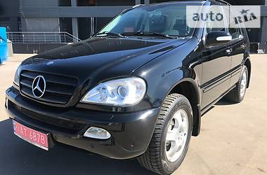 Mercedes-Benz ML 350 ОРИГИНАЛ 2005