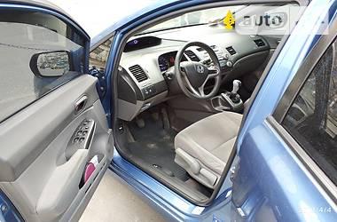 Honda Civic 4D. 2007